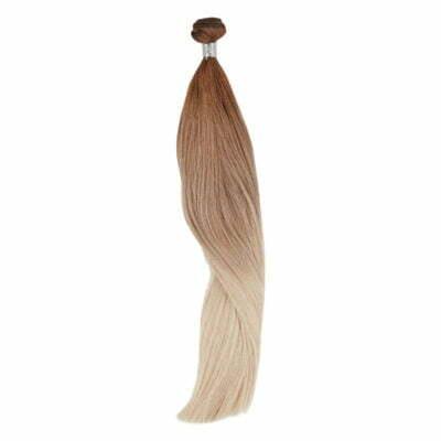 100 gram luksus hair extensions 50 cm Balayage 8-18-60
