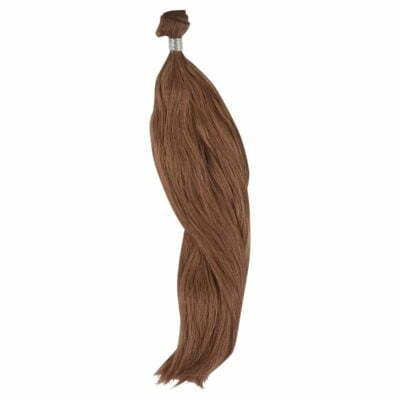 100 gram Luksus hair extensions 50 cm, Farve 8