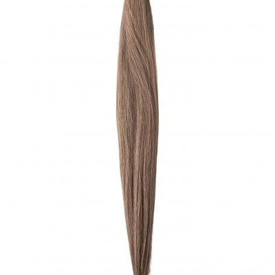 Ponytail Clip in extensions 90 gram Luksus Hair extensions 50 cm – farve 8