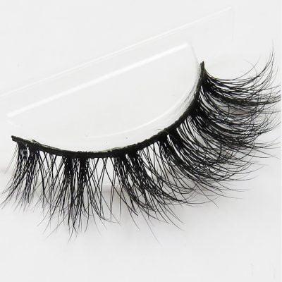 Düwaldlines håndlavet mink lashes – style 2
