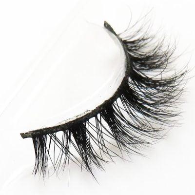 Düwaldlines håndlavet mink lashes – style 6