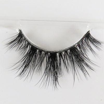 Düwaldlines håndlavet mink lashes – style 8