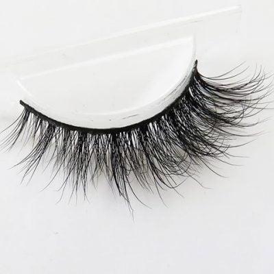 Düwaldlines håndlavet mink lashes – style 1