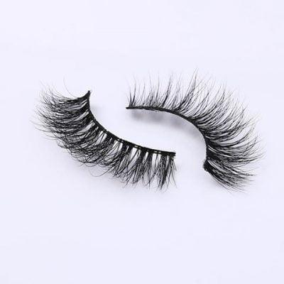 Düwaldlines håndlavet mink lashes – style 4